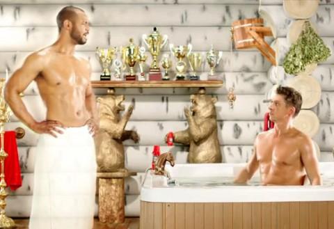 Реклама Old Spice с Тимуром Батрутдиновы