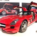 Mercedes-Benz SLS AMG копия