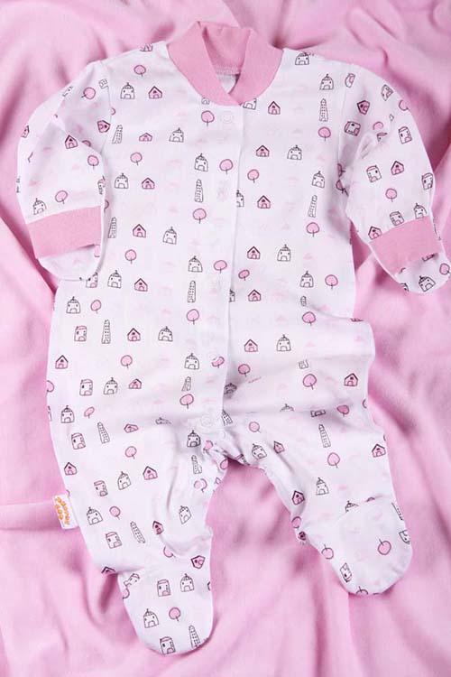 Какой гардероб можно собрать из детской одежды для новорожденных