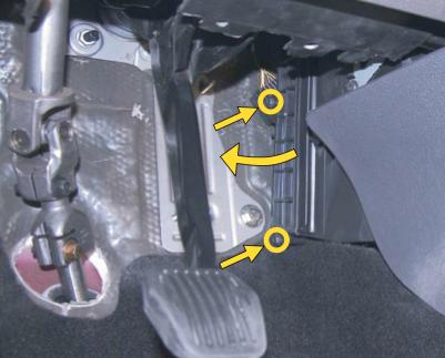 Замена салонного фильтра на Форд Фокус II