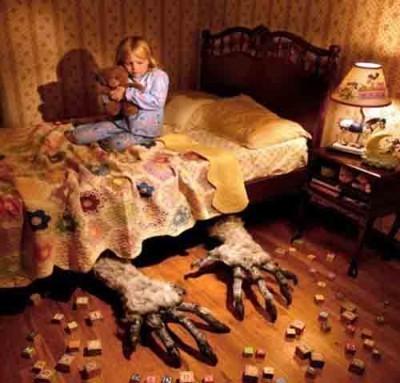 Детские страхи