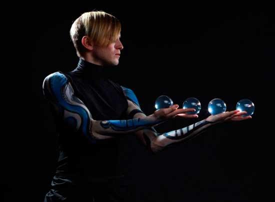 Мотивация-жонглирования