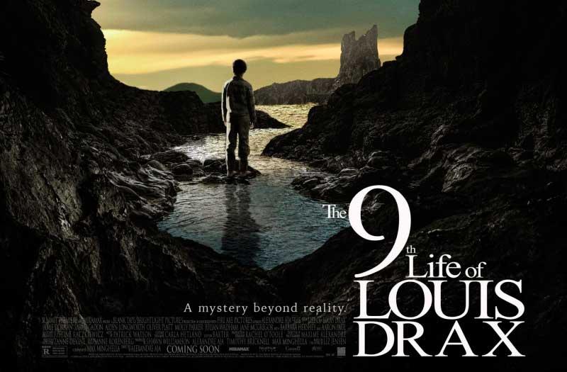постер Девятая жизнь Луи Дракса
