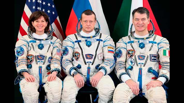 улыбка космонавтов