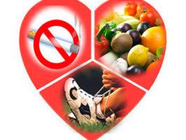 Диета при болезнях сердца