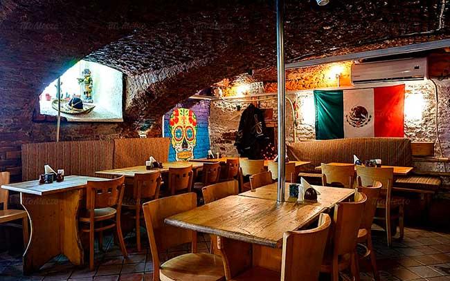 уютный ресторан кончита бонита