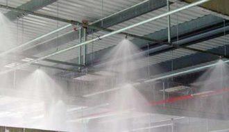 Водяное тушение пожаров