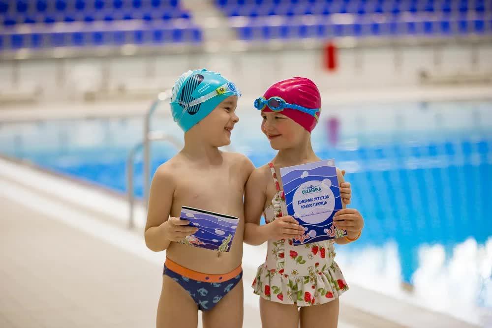 методики в детском плавании